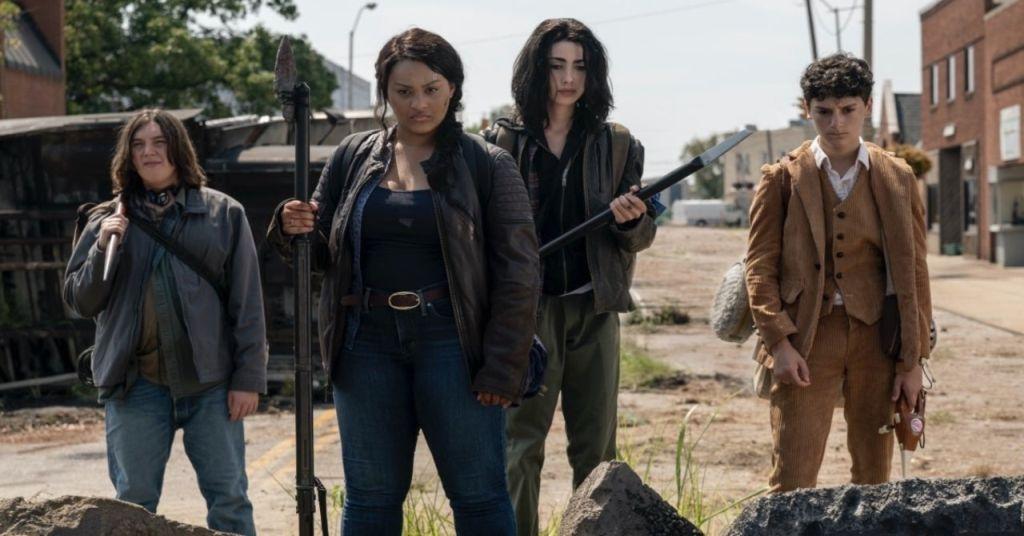 The Walking Dead The World Beyond Recensione In Anteprima Dei Primi Due Episodi